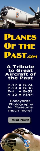 Planes of the Past ... a tribute to the great aircraft of the past ... visit there now!