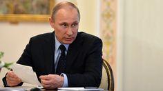 Russia's President Vladimir Putin (AFP Photo / Yuri Kadobnov)