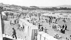 La playa de Riazor