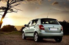 Škoda Fabia vue arrière  http://www.skoda-versailles.com/vehicules-neufs-skoda/skoda-fabia