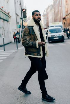 The Best Street Style from Paris Fashion Week Photos | GQ #streetfashion,