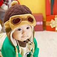 Kid's Fashion Joker Lovely Warm Plush Caps – BRL R$ 20,60