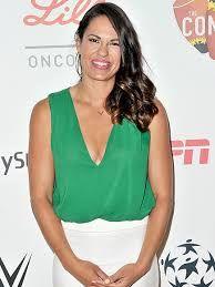 Jessica Mendoza on Sexist Backlash Following Historic MLB ... Jessica Mendoza, Mlb, V Neck, Tops, Women, Fashion, Moda, Fashion Styles, Fashion Illustrations