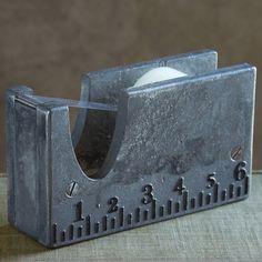 Cast Iron Tape Dispenser