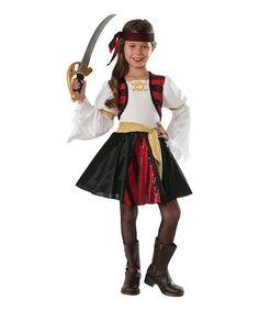 Look at this #zulilyfind! High Seas Pirate Dress-Up Set - Kids #zulilyfinds