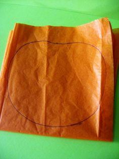 3 Dimensional Pumpkin Card