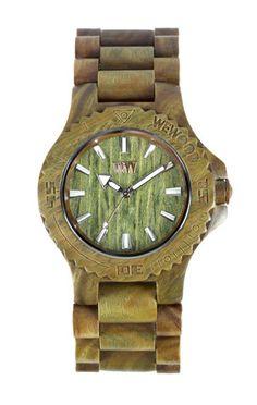WeWood - Wood Watch