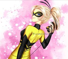 Miraculous Ladybug Fanfiction, Miraculous Ladybug Fan Art, Fanart, Miraclous Ladybug, How To Make Comics, Bee Theme, Queen Bees, Community Art, Large Art