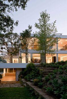 Casa Luz par Paz Arquitectura