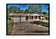 3725 Seville, Florissant, MO  63033 - Pinned from www.coldwellbanker.com