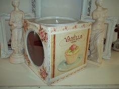 decoracion vintage - Buscar con Google Tin Boxes, Ideas Para, Decorative Boxes, Shabby Chic, Mugs, Crafts, Google, Home Decor, Country