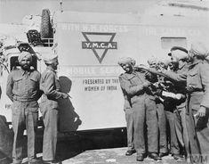 Mobile canteen in Benghazi, 17 April 1942 worldwartwo.filminspector.com