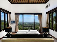 Villa in Jimbaran, Bali Bali Luxury Villas, Jimbaran Bali, Vacation Villas, Vacation Travel, Luxury Accommodation, Luxury Holidays, Beach House, Bedroom, Child Friendly