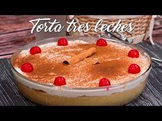 Torta Tres Leches - A Comer