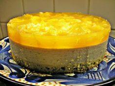 Gyümölcsös túrótorta - hetszinvilag.lapunk.hu Paleo, Cornbread, Cheesecake, Pudding, Ethnic Recipes, Food, Millet Bread, Cheesecakes, Custard Pudding