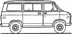 Chevrolet Van, Chevy Van, Gmc Vans, Custom Vans, Touring, Cars, Vehicles, Horror, Cartoons