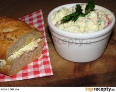 Lehká pomazánka z kedlubny a ředkviček Mashed Potatoes, Ethnic Recipes, Food, Whipped Potatoes, Smash Potatoes, Essen, Meals, Yemek, Eten