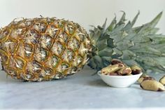 Pineapple For Conception & Brazil Nuts For Implantation