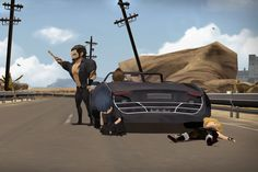 Final Fantasy XVs mobile version is a perfect introduction to the series
