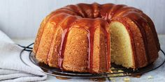 With a wonderfully moist interior beneath a crunchy crust and a generous amount of fragrant lemon zest, this cake is a classic reborn.