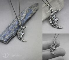 Unique jewellery by Anna Mazoń: New versions of older designs and fun of learning :-)