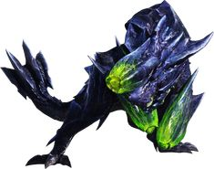 Monster Hunter 3 Ultimate Brachydios | MH4-Brachydios Render 001