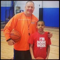 Yesterday's work w/ Coach Joe #ballislife #basketballneverstops #basketball #hardwork #bballneverstops #lovethegame #gohardorgohome #gabe3x #nodaysoff #believethehype #hardtoguard #eatsleepbreathebasketball #dontbegoodbegreat #follow4follow #ilovethisgame #hardworkpaysoff #godknows #stpeter #stayhungry #workhard #youngestdoinit (at Bang Central)