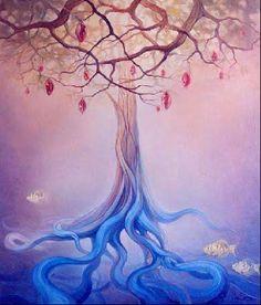 Kayrós. Escuela de Terapia Gestalt  Con la vida tan corta como un soplo, porque no plantar nada más que amor..  Rumi