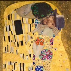 Klimt Eastwood! Made my day.