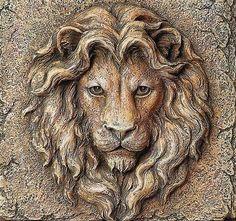 lion relief carvingwoodrelief is part of Wood carving art - Wood Carving Art, Stone Carving, Art Sculpture En Bois, Plaster Art, Lion Art, Art Mural, Wall Murals, Animal Sculptures, Clay Art