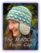 Ravelry: MADCap Team Cap pattern by Michele DuNaier