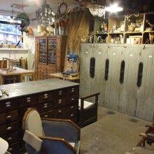 L'établisienne | Un lieu unique dédié au faire-soi même, à l'objet et au meuble. Un atelier équipé, des formations, une boutique, un dépôt-vente, un espace détente pour vous inspirer et vous documenter.