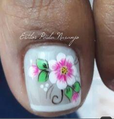 New Nail Art Design, Summer Toe Nails, Toe Nail Designs, Toe Nail Art, Nail Polish, Lily, Tattoos, Pedicures, Yuri