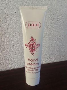 Veily's ~ by Veiled Señorita: Hand Cream Cashmere Proteins Shea Butter | Ziaja