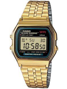 Retro Gold Casio Watch                                                                                             £50.00