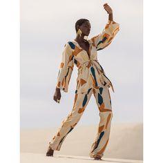 "DIARRABLU. (@thediarrablu) posted on Instagram: ""FALL '21 is Here: SAHARA ✨🏜 Discover your new favorite kimono set✨ : The Mini Kimono - Tilo Cream + Leer Pants - Tilo Cream , available in…"" • Sep 17, 2021 at 7:37pm UTC"
