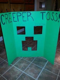 Creeper Toss