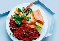 Sund aftensmad på max 30 minutter   Iform.dk Tandoori Chicken, How To Stay Healthy, Food Inspiration, Thai Red Curry, Risotto, Steak, Veggies, Beef, Healthy Recipes