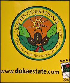 Café Tres Generaciones, coffee, Doka Estate, Alajuela, Costa Rica