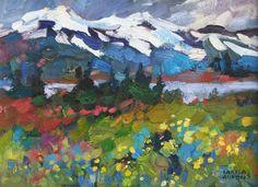 larisa aukon paintings | Larisa Aukon | Art