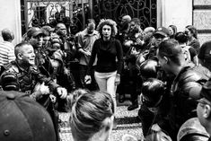 """Marielle e Anderson"" Feminism Photography, Who Runs The World, Black Art, Black History, Girl Power, Black Women, Survival, Concert, People"