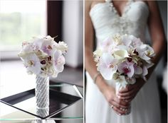 love these flowers - so glam!