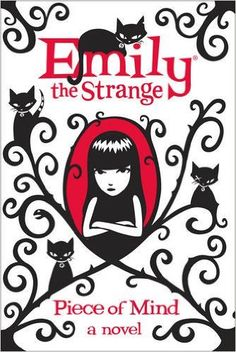 Amazon.co.jp: Piece of Mind (Emily the Strange): Rob Reger: 洋書