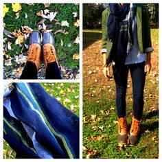 Fall color outfit!!
