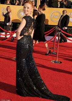 The back. So pretty!