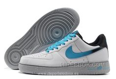 best authentic 5315a 3a03a Nike Air Force 1 Low Hombre Gray Spot Blanco Azul (Nike Air Force Low)  Super Deals, Price   71.67 - Reebok Shoes,Reebok Classic,Reebok Mens Shoes