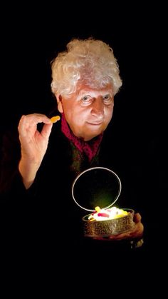 Do you want a jelly baby ? (4th Doctor)