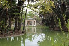 Parque Rodó, em Montevidéu.