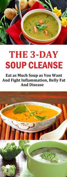 soup cleanse