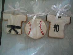 Cookies tema esporte.